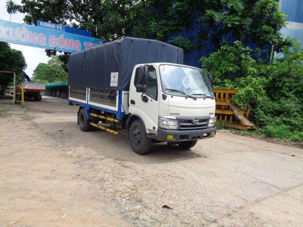 XZU 342L - 130MD 7.5 Tấn
