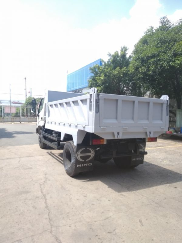 XZU 342L - 130HD 8.25 Tấn
